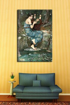 John William Waterhouse – The Charmer