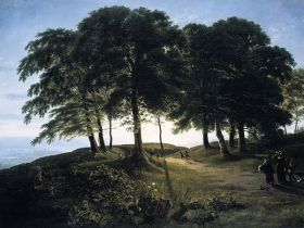 Karl Friedrich Schinkel – The Morning