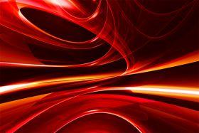 Czerwona abstrakcja