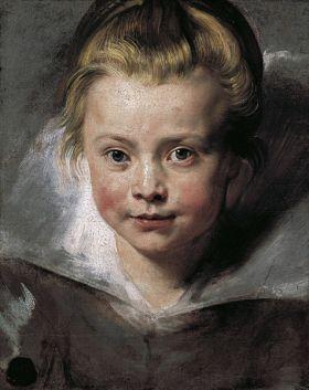 Peter Paul Rubens – Portret Clary Sereny