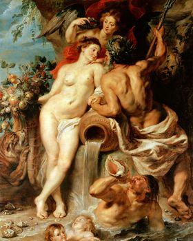 Peter Paul Rubens – Zjednoczenie Wody i Ziemi