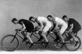 Magnes - Zapaleni rowerzyści