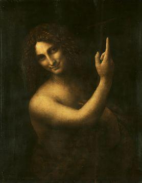 Leonardo da Vinci – Jan Chrzciciel