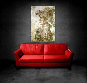 Leonardo da Vinci – Wojownik