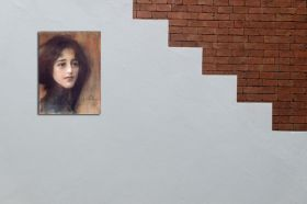Teodor Axentowicz – Portret kobiety