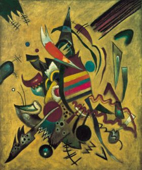 Punkty - Wassily Kandinsky – reprodukcja