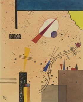 Strzykawka - Wassily Kandinsky – reprodukcja