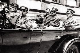 Magnes - Wyjazd Józefa Piłsudskiego z Warszawy do Sulejówka