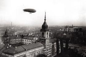 Magnes - Stare miasto w Warszawie