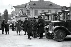 Magnes - Dworzec przy Pl. Św. Ducha