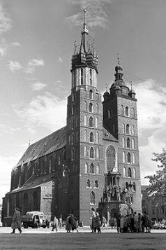 Magnes - Kościół Mariacki
