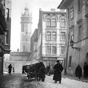 Magnes – Żyd przy Placu Wolnica