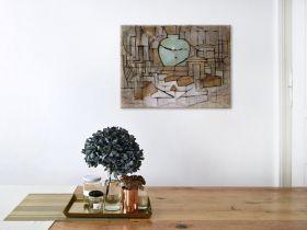 Martwa natura z słoikiem imbirowym II - Piet Mondrian - reprodukcja