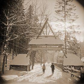 Brama do Tatrzańskiego Parku Narodowego