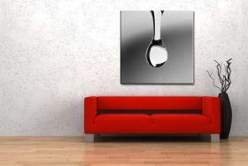 Kropla wody - makro