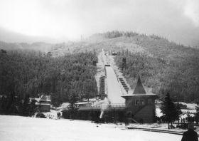 Wielka Skocznia na Krokwi w Zakopanem po przebudowie