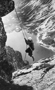 Wspinaczka wysokogórska w Tatrach