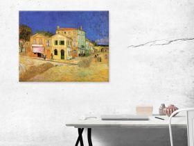 Van Gogh - The yellow house arles