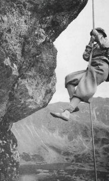 Wspinaczka wysokogórska w Tatrach II