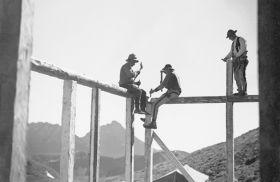 Budowa kolejki linowej z Kuźnic na Kasprowy Wierch