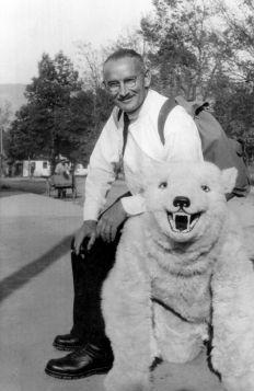 Albert Stevens z wizytą w Polsce
