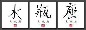 Znak zodiaku - Wodnik
