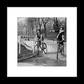 Passe-partout - Dziewczyny na rowerach