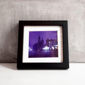 Passe-partout - Krakowski Rynek nocą