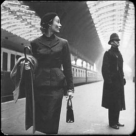 Podkładka - Victoria Station, London
