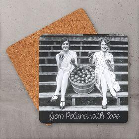 Podkładka - Dziewczyny z jabłkami