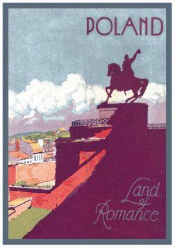 Kartka premium - Kraków - Land of Romance