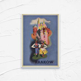 Kartka premium - Kraków - krakowiacy
