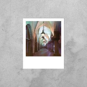 Kartka polaroid - Arkady, Sukiennice