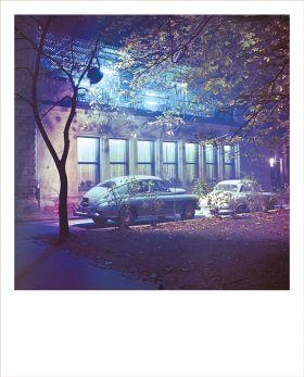 Kartka polaroid - Kawiarnia Literacka