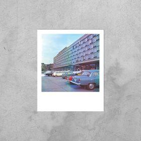 Kartka Polaroid - Hotel Cracovia