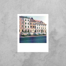 Kartka Polaroid - Mały Rynek