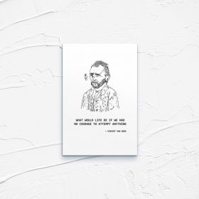 Kartka - Vincent van Gogh