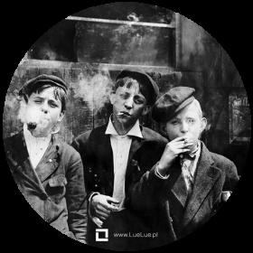 Naklejka - Chłopcy z ferajny