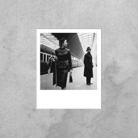 Kartka Polaroid - Victoria Station
