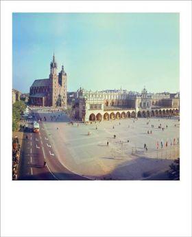 Kartka Polaroid - Zielony Rynek