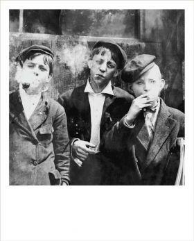 Kartka Polaroid - Chłopcy z ferajny