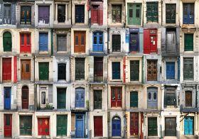 Plakat - Drzwi Paryskie