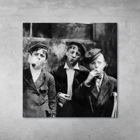Plakat - Chłopcy z Ferajny