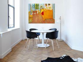 Pokój van Gogha w Arles - reprodukcja obrazu