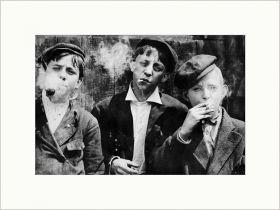 Chłopcy z Ferajny - zdjęcie w passe-partout