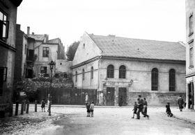 Synagoga Kupa na Kazimierzu