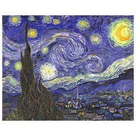 Gwiaździsta noc - Van Gogh - magnes