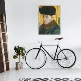 Autoportret Na Tle Drzwi - Witkacy