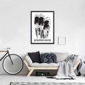 Put Fun Between Your Legs - poster