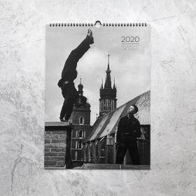 Kalendarz 2020 Stary Kraków